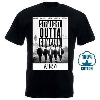 N.W.A. Hip Hop Rap 3 Men'S T-Shirt Nwa Dr. Dre Eazy E Dj Yella Mc Ren New Xs-5Xl Men Cotton T Shirt топ спортивный eazy way eazy way mp002xw0zx2x
