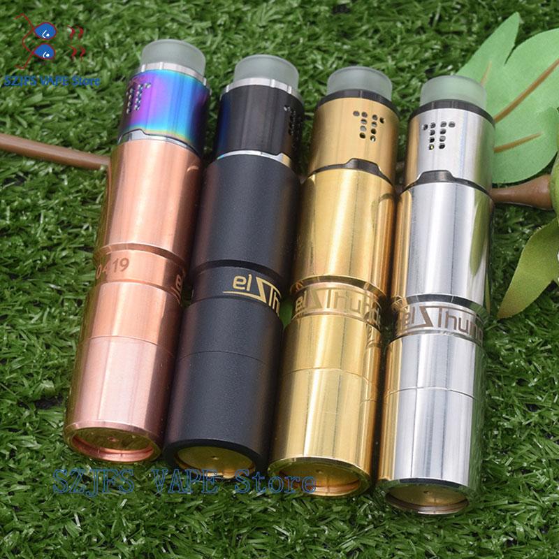 24mm Diameter 18650 Mod Kit Battery Mechanical Mod For Vape Mod 18650 Electronic Cigarette Mech Mod Kit Drop Rda Vs THC Tauren