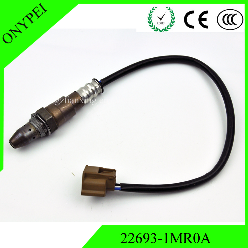 Hearty 22693-1mr0a O2 Lambda Oxygen Sensor For Nissan Frontier Murano Infiniti G37 22693 1mr0a 226931mr0a