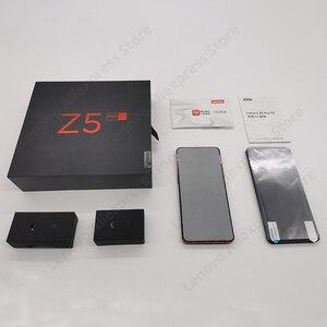 Image 5 - Глобальный Встроенная память lenovo Z5 Pro GT Snapdragon 855 смартфон 8 Гб Оперативная память 256 ГБ 128 Встроенная память 6,39  Экран отпечатков пальцев 24MP