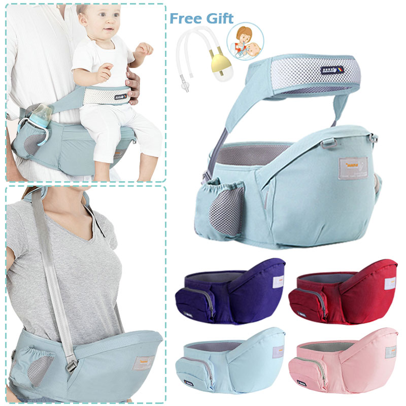 Baby Carrier Baby Holder Baby Waist Stool Baby Sling Safety Belt Backpack For Newborns Porta Bebé Kangaroo Baby Hip Walkers