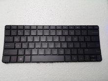 Para hp spectre x360 13-4000 13-4100 13t-4000 13t-4100 teclado retroiluminado eua cinza