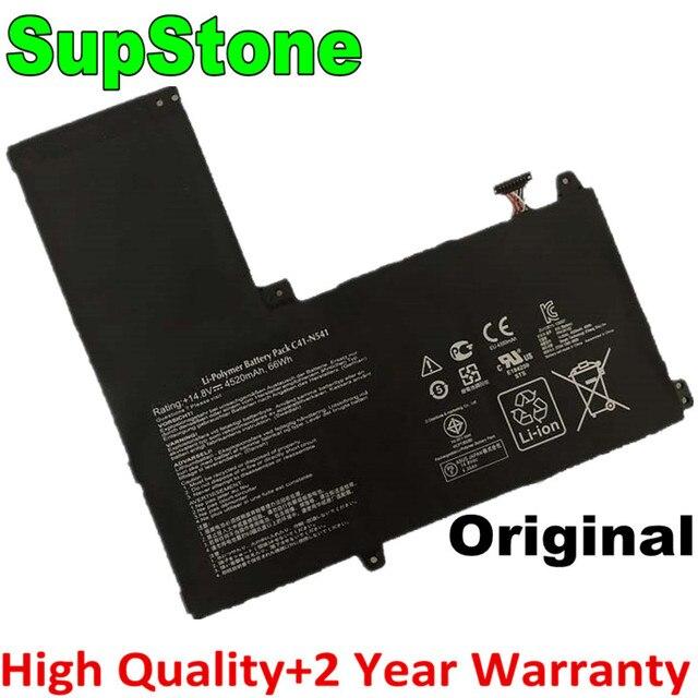 SupStone New Original C41-N541 0B200-00430100M N54PNC3 Laptop Battery For Asus Q501L Q501LA Q501LA-BBI5T03 Q501LA-BBI5T03
