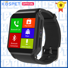 KW06 Men Smart Watch IP68 Waterproof Bluetooth Call Heart Rate Monitor WIFI GPS Camera Smartwatch Android For Xiaomi IOS phone