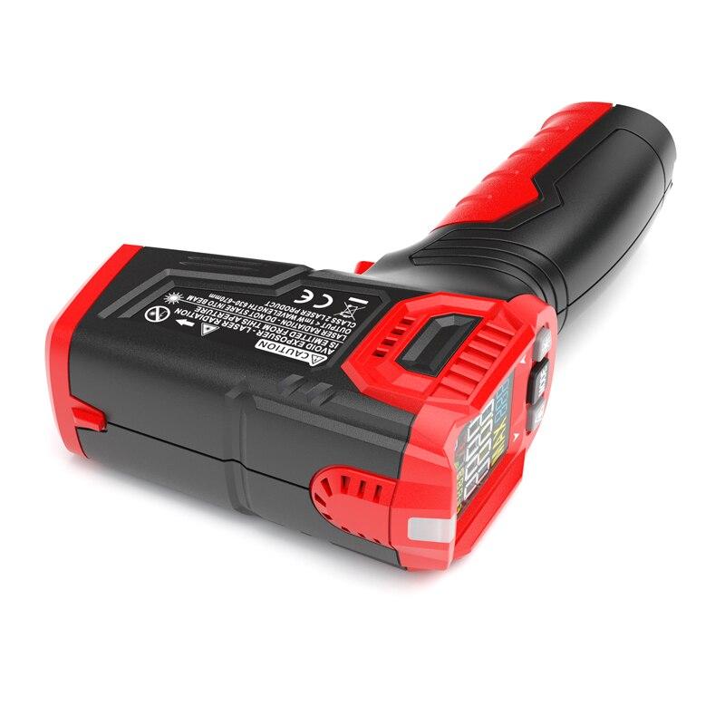 Image 3 - Habotest HT650B temperature meter laser infrared digital  termometer outdoor meteo stationTemperature Instruments   -