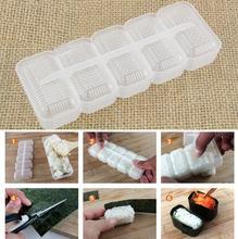 Пять штук Суши рис ролл плесень инструмент для суши форма Корейская