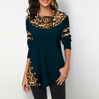 Dani  Casual Plus Size 2020 Spring Tunic