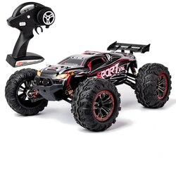 Модель радиоуправляемого автомобиля XLF X03 1:10, 2,4G, 4WD, 60 км/ч, бесщеточный пульт дистанционного управления, электрическая модель внедорожных а...