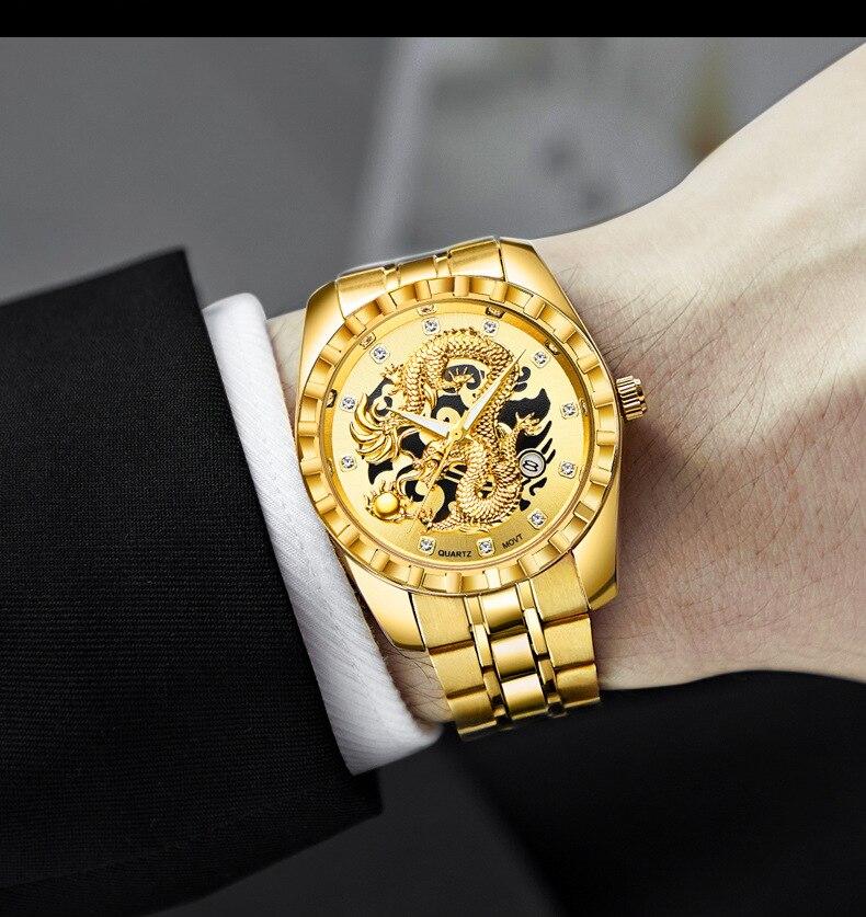 de luxo superior 2020 dragão ouro diamante