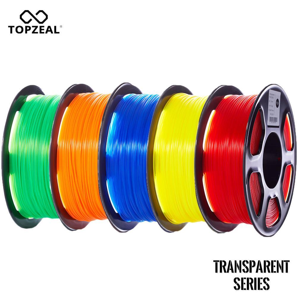 Myriwell ® 1.75 mm 3D Filamento ABS lápiz de impresión estereoscópico Mega Pack 200 M