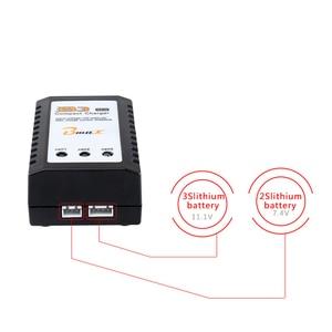 Image 5 - 1pcs Professionale Compact li polymer Li po 2S 3S Caricatore Dellequilibrio Della Batteria 2s 3s RC LiPo Per RC Helicopte 7.4V 10W