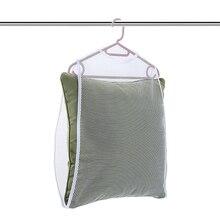 Сушильные стеллажи сетка Складная сетка подвесная сетка многофункциональная Балконная ветрозащитная сушильная сетка