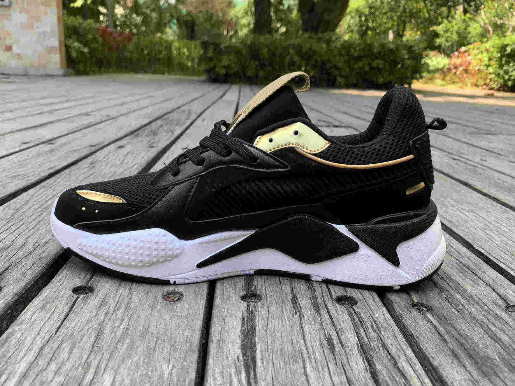 Erkekler & kadınlar RS-X Reinvention koşu sistemi beyaz siyah mavi kırmızı sarı ayakkabı atletik moda ayakkabı koşu spor ayakkabı