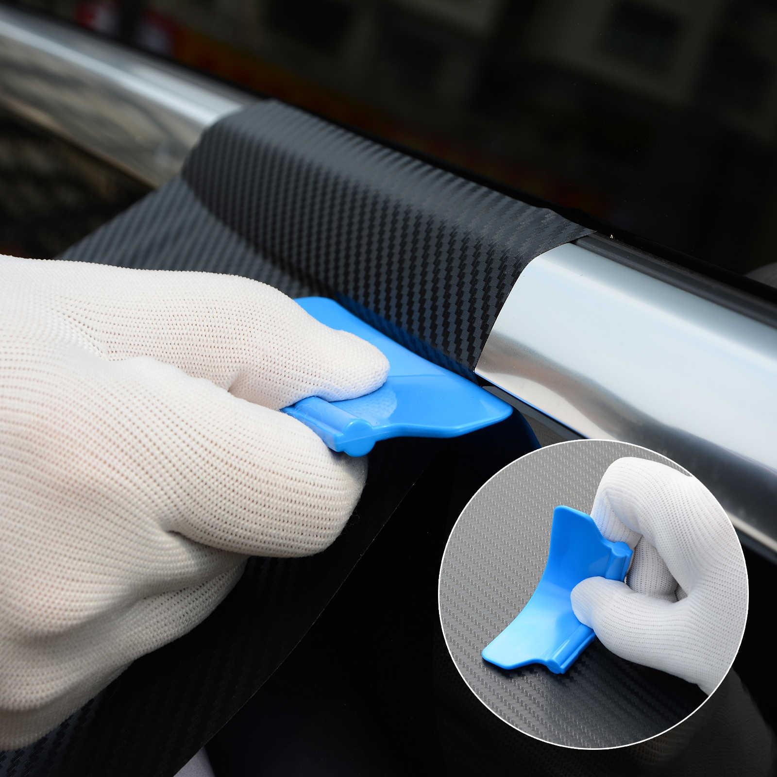 EHDIS набор инструментов для винила, мягкие весы из замши, магнитный скребок, стикер для автомобиля, инструмент для обертывания окон, набор для удаления отливок