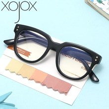 XojoX Square Anti-blue Light Kids Glasses Frame Fashion Chil