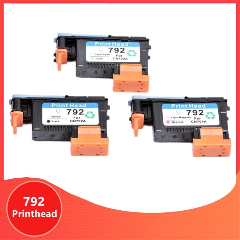 For HP 792 Printhead CN702A CN703A CN704A Print Head For HP792 DesignJet L26100 L26500 L26800 Latex 210 260 280 Print Head