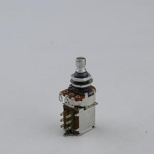 【Made in Korea】 1 Stück Alpha Push-Pull-Potentiometer (TOPF) für Elektrische Gitarre Bass 25K/B50K/250K/500K Gitarre Zubehör