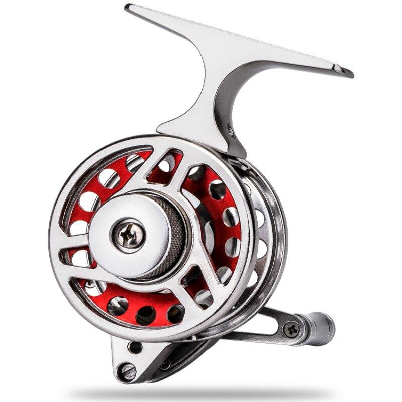 Moulinets De pêche à la mouche 4 + 1BB roue De ligne De poisson pour la pêche De la carpe Carretilha Super fort moulinet De radeau Molinete De Pesca engins De pêche Pesca