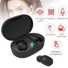 Auriculares TWS A6 Pro, inalámbricos por Bluetooth Para Xiaomi Airdots, Mini auriculares estéreo para teléfono móvil Android e IOS