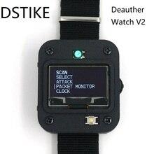 DSTIKE Deauther שעון V2 ESP8266 לתכנות פיתוח לוח