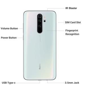 Image 4 - Global Version Xiaomi Redmi Note 8 Pro 6GB 64GB Smartphone 64MP Quad Camera MTK Helio G90T Octa Core 4500mAh NFC Mobile Phone