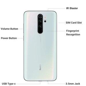 Image 4 - Globale Version Xiaomi Redmi Hinweis 8 Pro 6GB 64GB Smartphone 64MP Quad Kamera MTK Helio G90T Octa Core 4500mAh NFC Handy