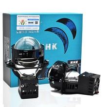 3.0 Bi เลนส์ Led 3.0 Hella 3R G5 6000K 55W LED โปรเจคเตอร์เลนส์ Dual Reflector สำหรับ NHK V ไฟรถอุปกรณ์เสริม Retrofit