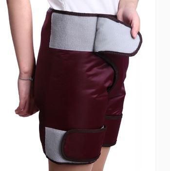 High-tech carbon fiber hair hotline heating electric leg massager thin leg beautiful leg instrument thin buttock skinny belt