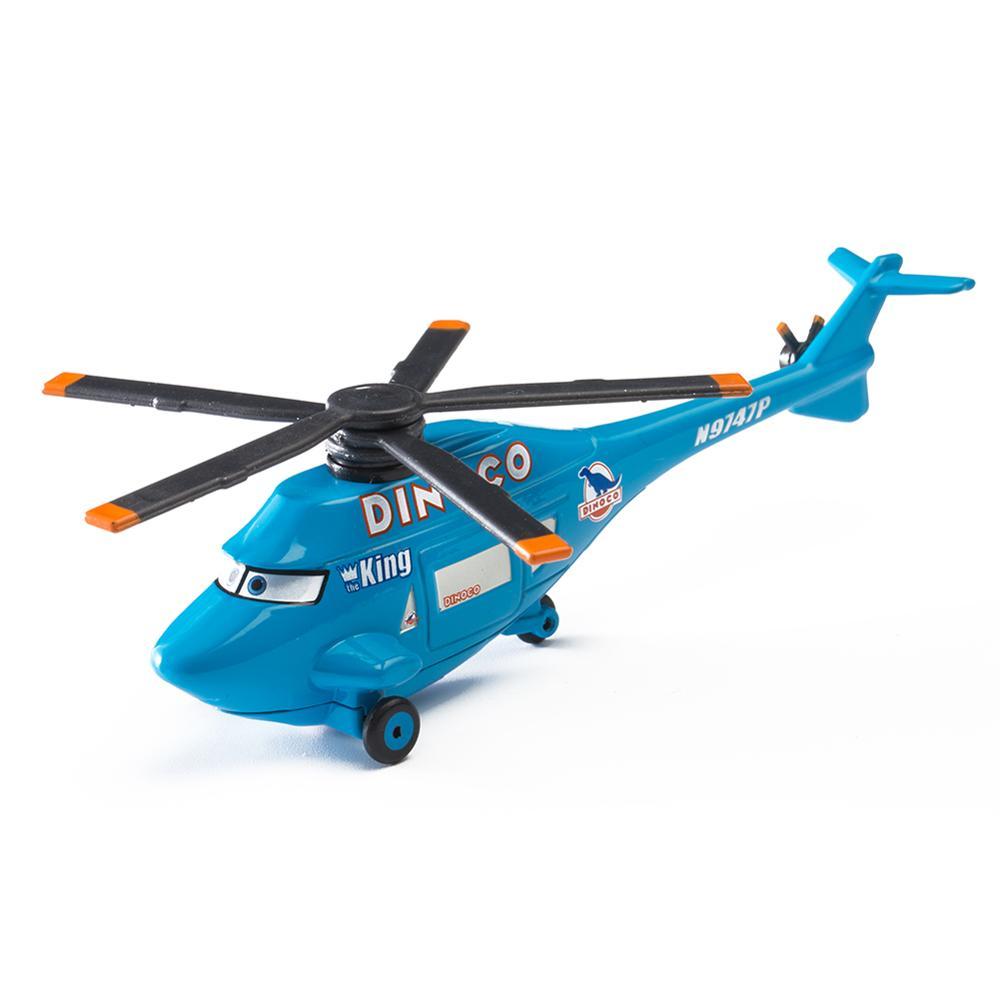 Disney Pixar Cars 3 New Blue Lightning McQueen Jackson Storm Mater 1:55 Diecast Metal Alloy Model Car Toy Children Gift Boys