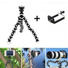Гибкий штатив-подставка с осьминогом Gorillapod для телефона, мобильного телефона, смартфона Dslr и камеры, настольный мини-штатив