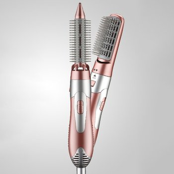 Negative Ion Comb Type Hair Dryer Hair Dryer Multi-Function Blow Comb One Hair Style Hair Dryer Eu 1