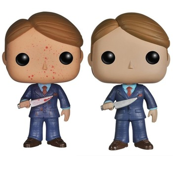 FUNKO POP Hannibal 146# Vinyl Action Figure Toys Movie Peripheral Collection Model Dolls for Kids Halloween Gifts 4