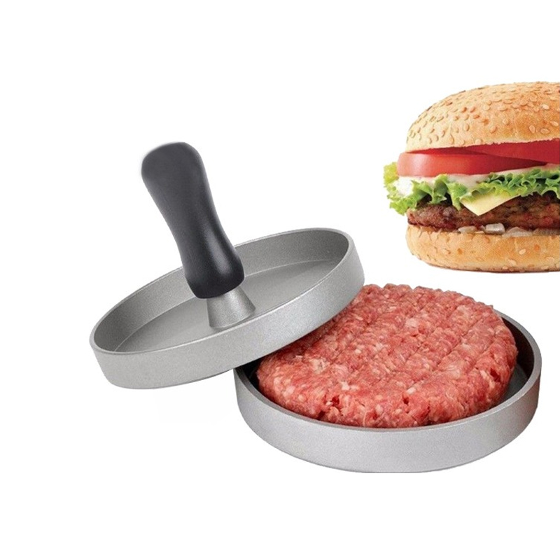 Commercial Hamburger Press Patty Maker Mold Chef Cutlets Beef Grill Meat Press Kitchen Accessories Cooking Meat Pie Press Mold
