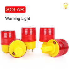 small road traffic light obstacle light led traffic signal solar strobe light led flare strobe beacon solar warning light keizik k a333 8 led shark gill solar side vent warning light black