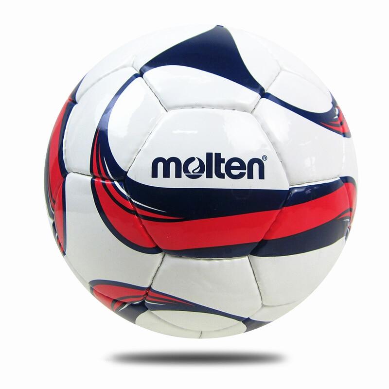 MOLTEN F4F1700-WN Soccer Futsal Ball Size 4 Material PVC Professional Training Football