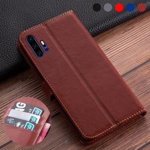 Business Leather Flip Book Cov