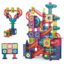 Transparent Magnetische Fliesen Bausteine für Kinder Mini Magnetische Blöcke Solide 3D Magnetische Block Gebäude Spielzeug für Kinder Geschenk