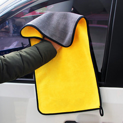 3 Size Super Absorbent Car Wash Cloth Microfiber Towel Cleaning Drying Cloths Rag Detailing Car Towel Car Care Polishing Hot