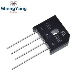 Image 5 - 5PCS/LOT KBU1010 KBU 1010 10A 1000V ZIP Diode Bridge Rectifier diode New