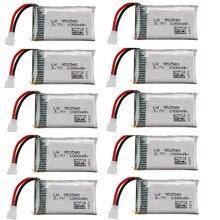 Carregador de bateria lipo 1000mah, carregador de pilhas para ky601s syma x5 x5s x5c x5sc x5sh x5sw m18 h5p pro k60 HQ-905 cx30 bateria recarregável