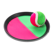 Ball-Game-Set Sticky-Ball-Toys And Sport Sucker Interactive-Entertainment-Accessory Catch
