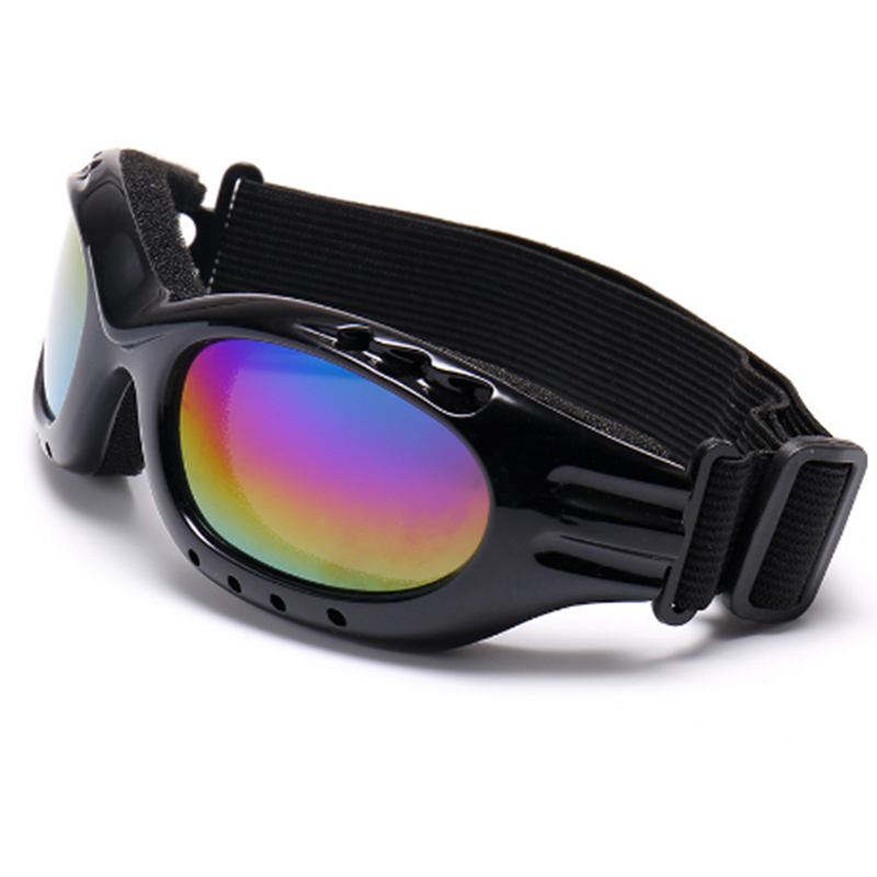 Safety Goggles High-quality Protection Glasses Anti-shock Dust Windproof Ski Goggles Outdoor Tactical Safety Eyewear Sunglasses