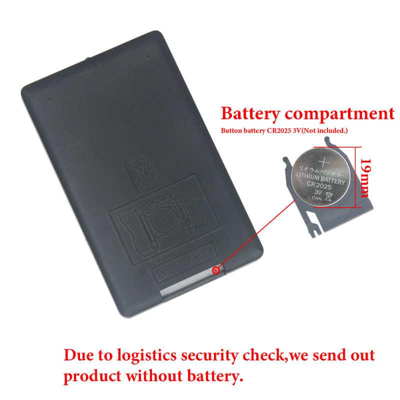 2Pcs T10 W5w LED RGB Bohlam 12SMD Tongkol Canbus 194 168 Mobil dengan Remote Controller Flash/Strobo Membaca wedge Lampu Clearance Lampu