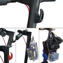 Fit For Xiaomi Mijia M365 M365 Pro Front Hook Hanger Electric Scooter Storage Tools Skateboard Kid Scooter Grip Handle Hook Part motorcycle tricycle self rescue trailer electrombile car booster puncture emergency car for xiaomi mijia m365 scooter skateboard