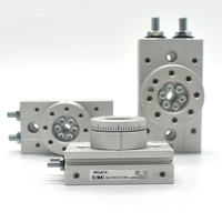 MSQA MSQA1A MSQA2A MSQA3A MSQA7A SMC Original Pneumatic Rotary Table cylinder rack&pinion type