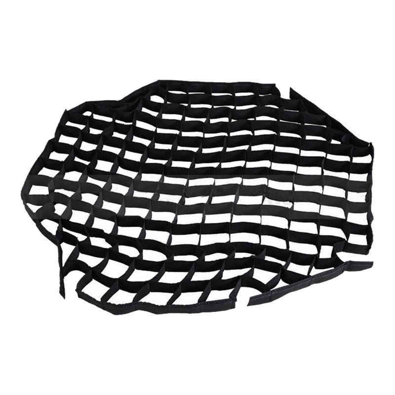 Фотографическая ячеистая сетка для 80 см/31 дюймов восьмиугольник студия/Стробоскоп зонтик софтбокс Рассеиватели для фотовспышки      АлиЭкспресс
