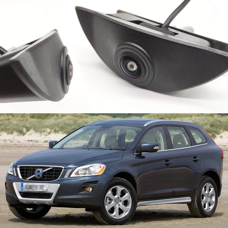HD Car CCD Front View Camera Night-Vision Parking Camera For Volvo SL40 SL80 XC60 XC90 S40 S80 C70 C30 V40 V50 V60 S80