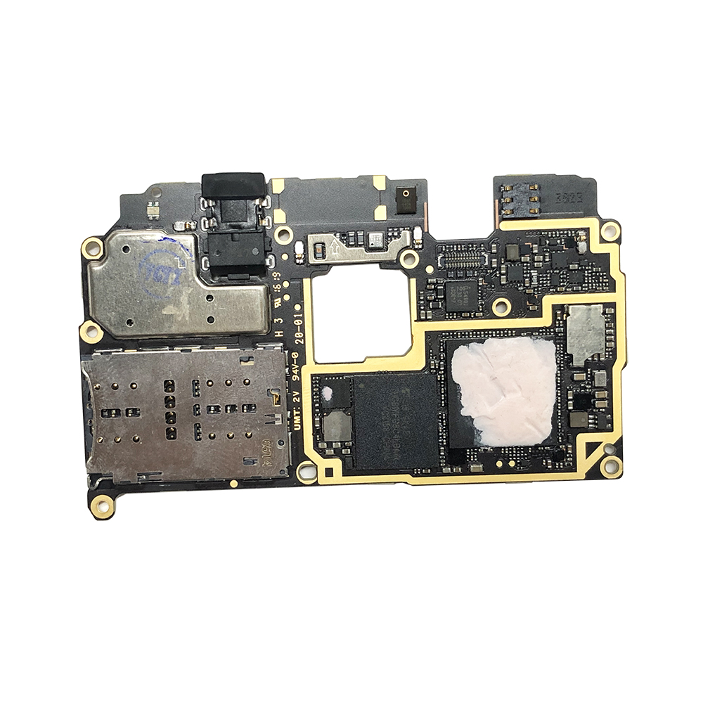 Tigenkey For Huawei Mate 8 motherboard 3G RAM 32GB ROM Unlocked Work For NXT L29 Motherboard DUAL simcard Test 100%|Mobile Phone Circuits| |  - title=