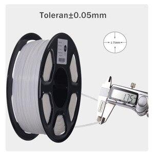 Image 2 - PLA/ABS/PETG 3D printer filament 1.75MM 343M/10M 10color 2.2LBS  3D Printing Material plastic material for 3d  printer 3Dpen