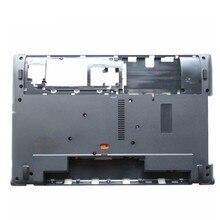 Novo caso inferior para acer aspire v3 V3-571G V3-551G V3-571 q5wv1 V3-531 inferior base capa portátil computador portátil d caso